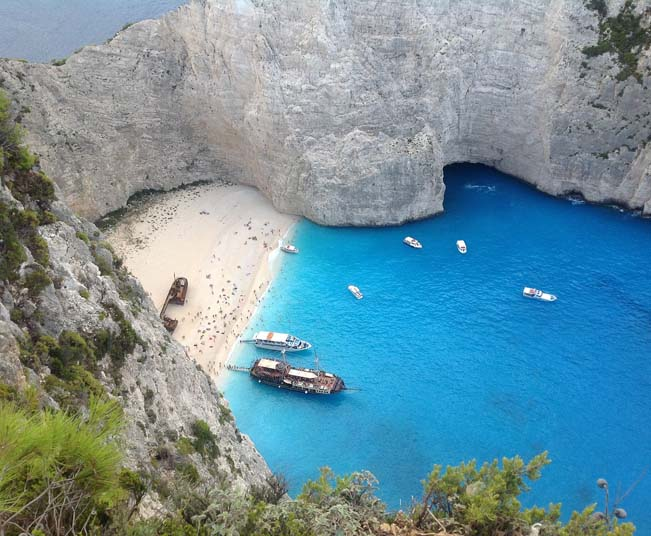 6 Day Classical & Christian Tour Greece, Zakynthos, Cog Railway, Lousios Gorge
