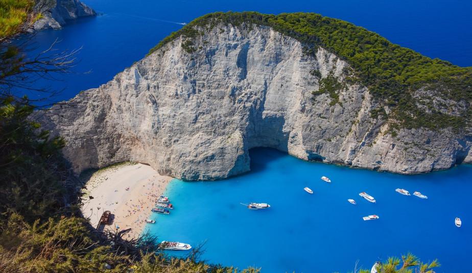 6 Day Classical & Christian Tour Greece, Zakynthos, Cog Railway, Lousios Gorge