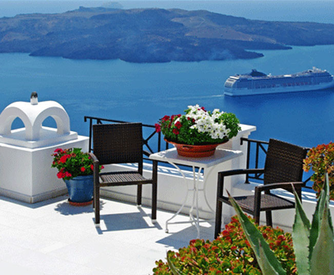 13 Day Tour at Unesco Heritage Sites & 3 day tour in Mykonos and Santorini trip