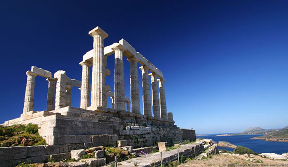 Full Day Private Tour in Athens, Cape Sounio & Lake of Vouliagmenis