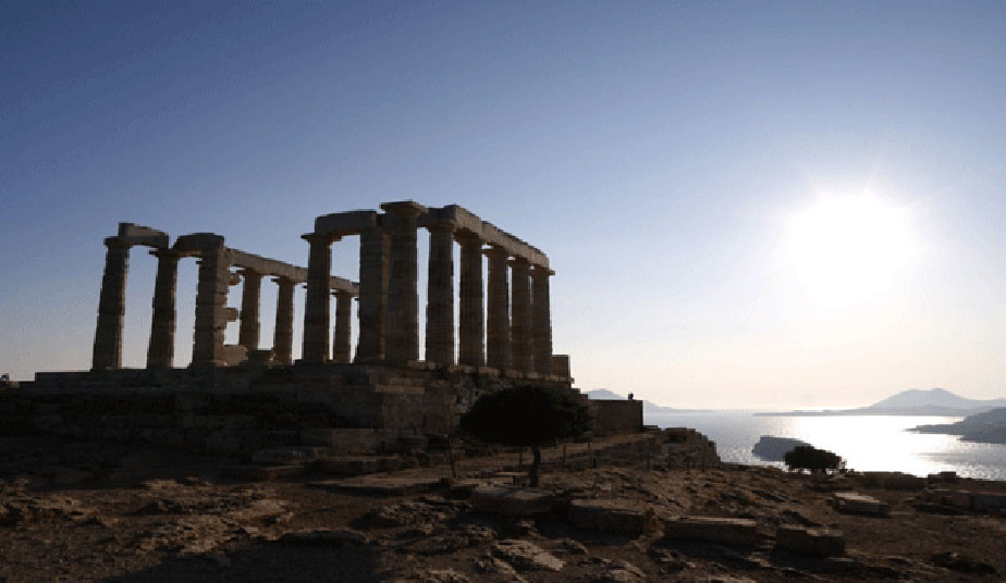 Full Day Tour in sounio and Suvurvs: Sounio Tour & Lake of Vouliagmenis