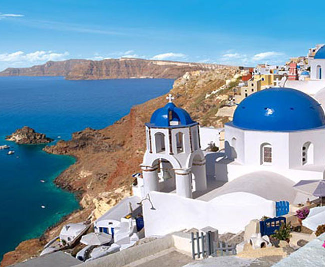 9 Day Greek Islands Holidays, Athens, Paros, Santorini, Mykonos, Delos crusie