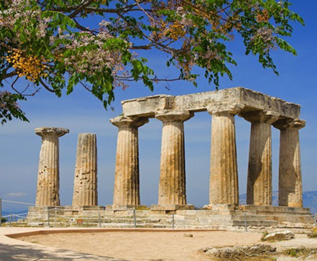 Half Day Christian Tour in Ancient Corinth to Apostle Paul's Footsteps