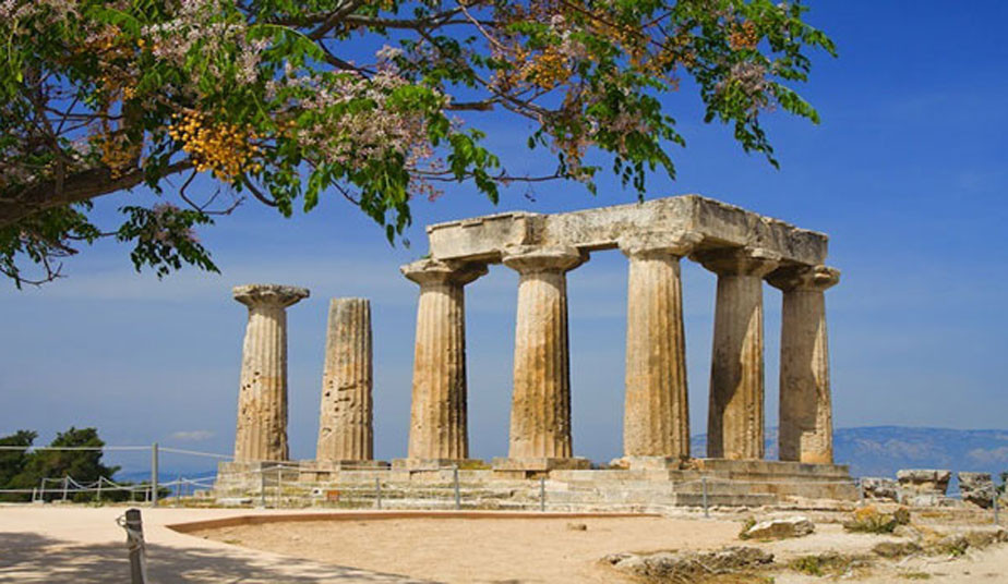 Half Day Private Tour in Ancient Corinth following the Apostle Paul's Footsteps