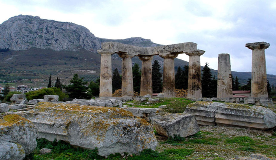Private Christian Tour in Ancient Corinth based on Apostle Paul's Footsteps