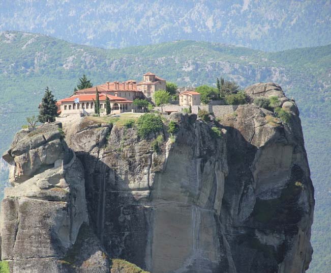 Day Tour to Meteora from Athens, UNESCO World Heritage Historic Gems
