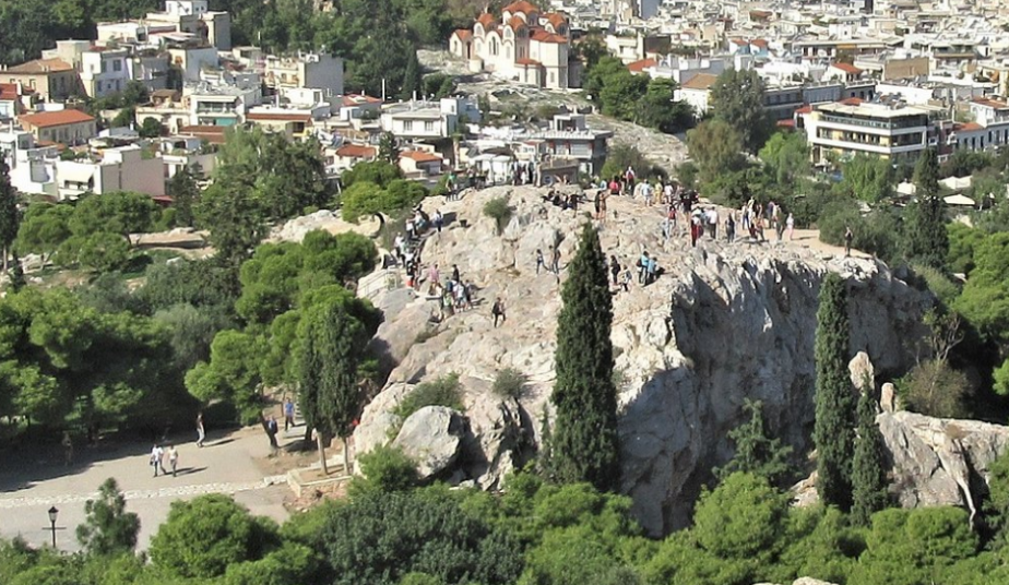 Christian Tour in Athens & Ancient Corinth, walk at Apostle Paul's Paths