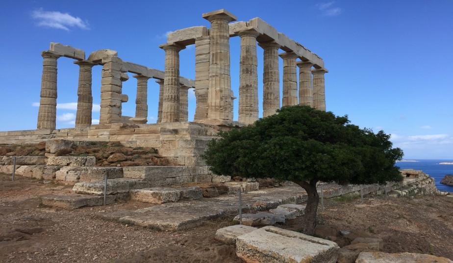 Half Day Shore Excursion to Cape Sounio & Photo Tour to Athenian Riviera