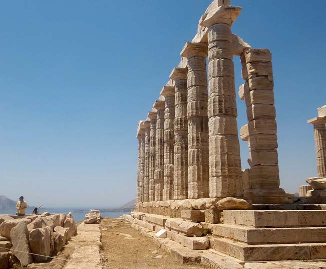 Half Day Shore Excursion to Cape Sounio & Photo Tour to Athenian Riviera