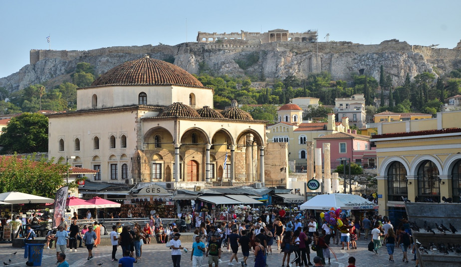 Private Tour Athens to visit Acropolis, the Museum & Walking Tour in Plaka