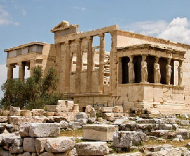 Full Day Tour Athens & Cape Sounio with photo Tour at Athenian Riviera