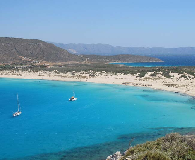 Semi Private Cruise to Kimolos & Poliegos Island  & famous beaches