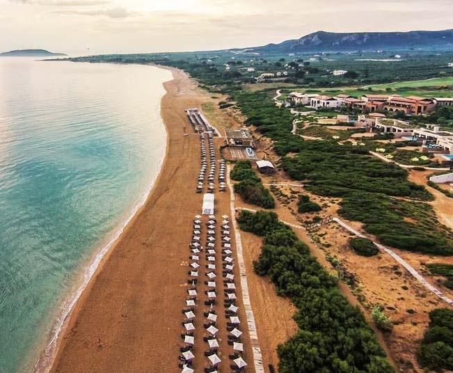 6 Day Luxury Holidays at Costa Navarino, ideal for Family Holidays