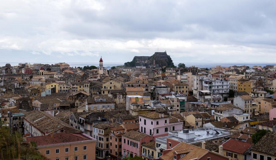 Half-Day to old town of Corfu, Fortress, Palaiokastrita, Mouse Island, Mon Repos