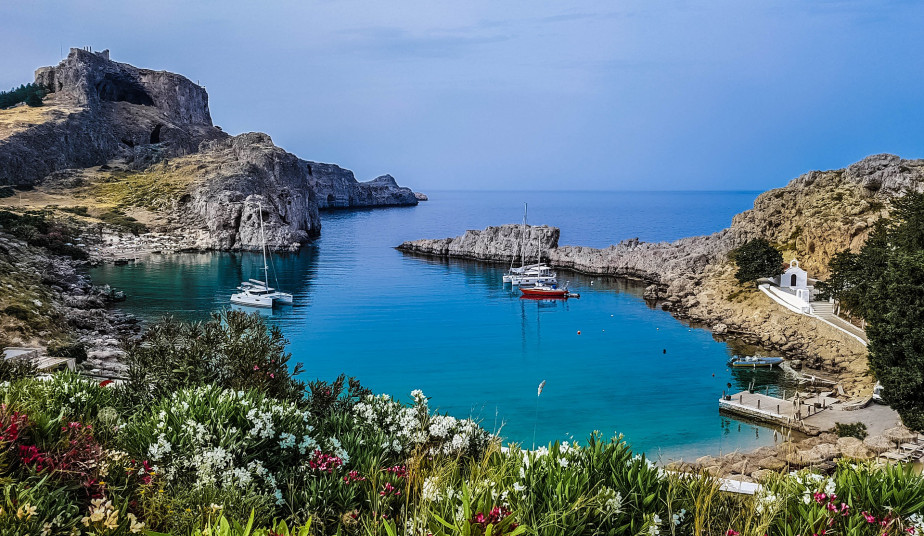 Half Day Shore Excursion Rhodes to Acropolis of Lindos & Medieval Town