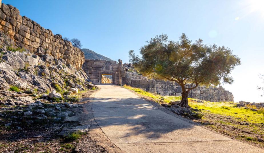 Shore Excursion in Argolis, Corinth, Mycenae, from Piraeus cruise port