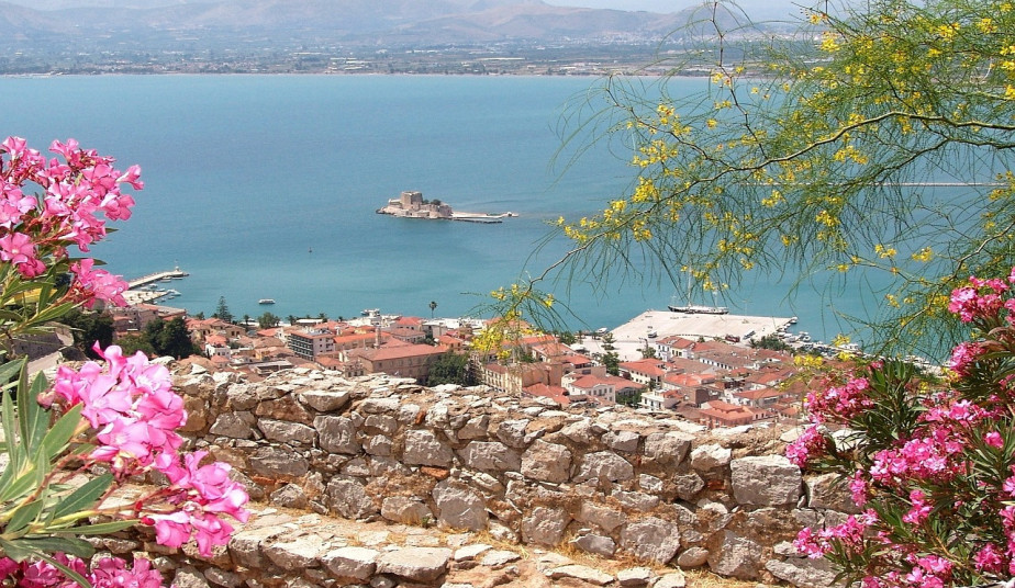 One Day Tour Peloponnese, Corinth, Mycenae & Nafplio from Athens