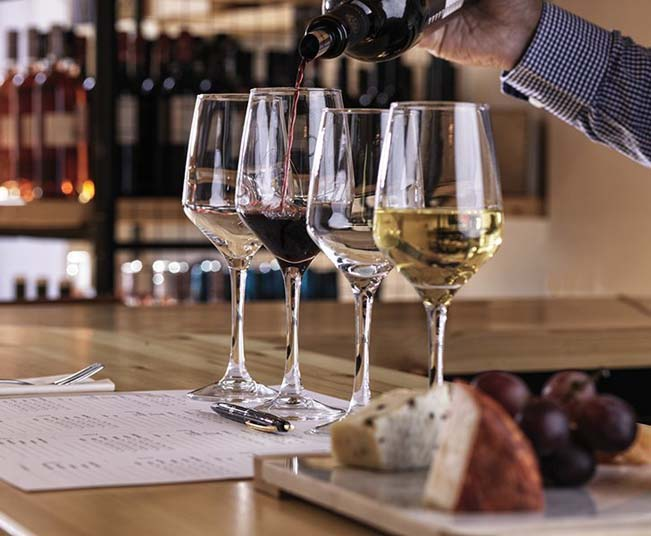 Wine Tasting Athens Under Acropolis