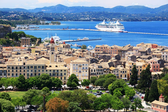Corfu - Where the Venetians, the French and the British Used to Live