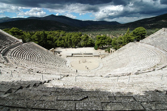 Epidaurus – a Journey in the Land of Asklepieion