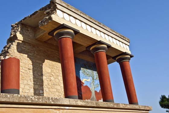 History of Crete