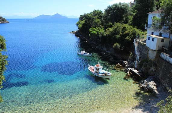 Kefalonia - Argostoli, Lixouri