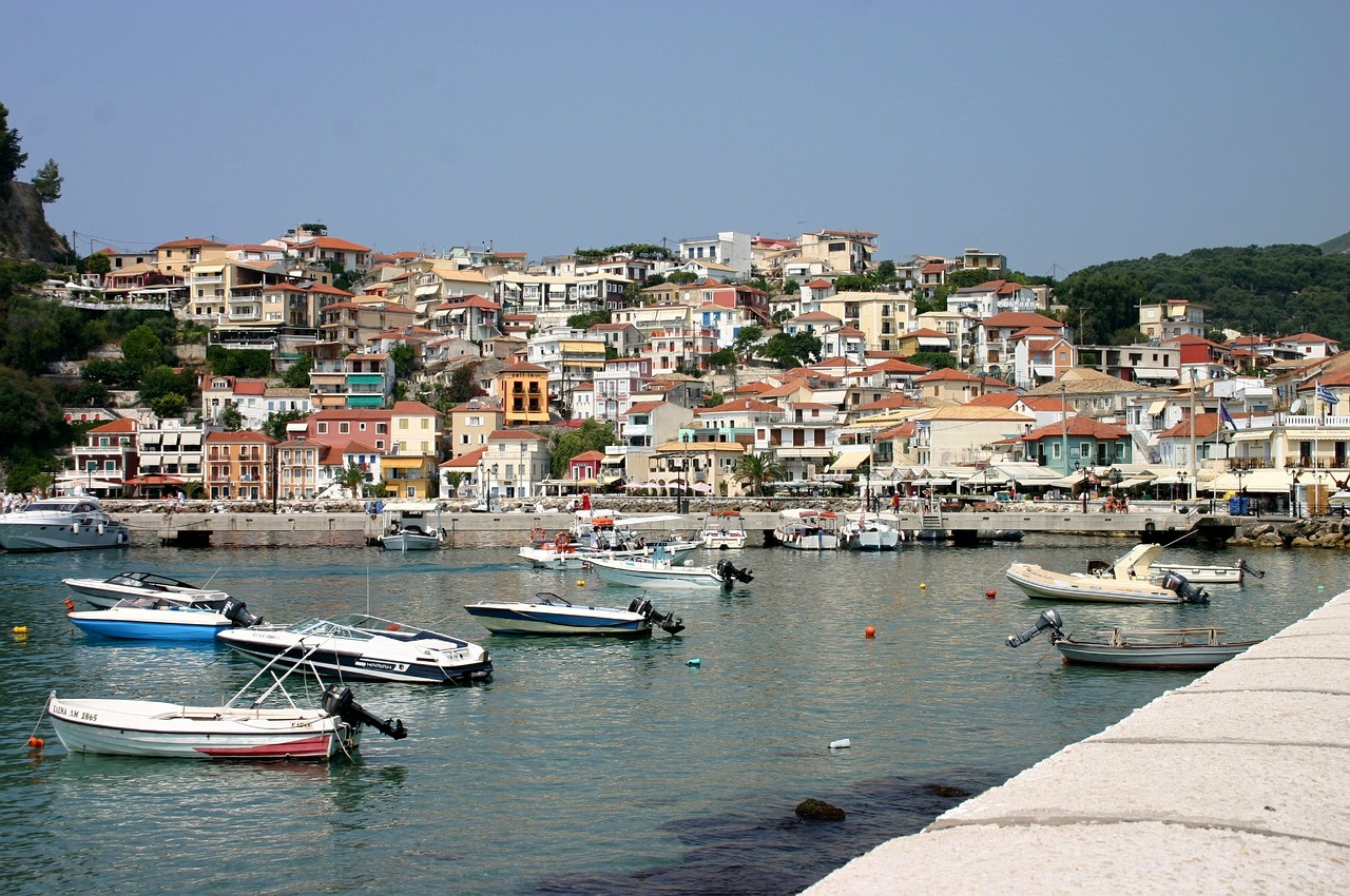Lefkada - Visit also & Nearby islands