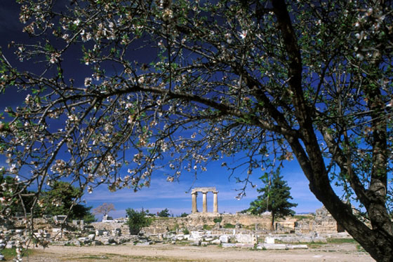Monuments Korinthos, Ilia & Messinia