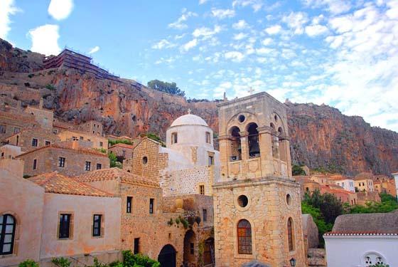 Monuments Peloponnesian
