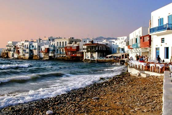 Mykonos - Need an Adrenaline Rush ?