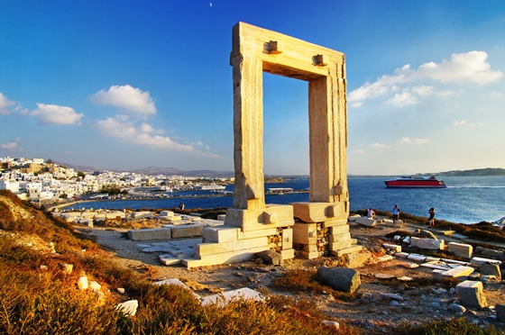 Naxos - The Biggest Island In The Cyclades