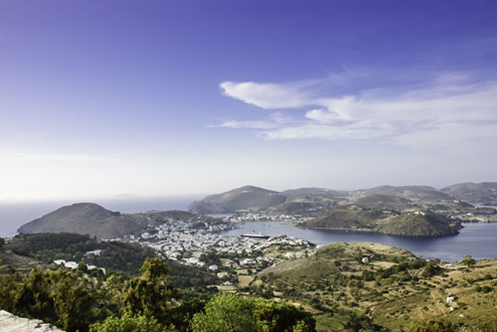 Patmos - The Sacred Land Of The Aegean