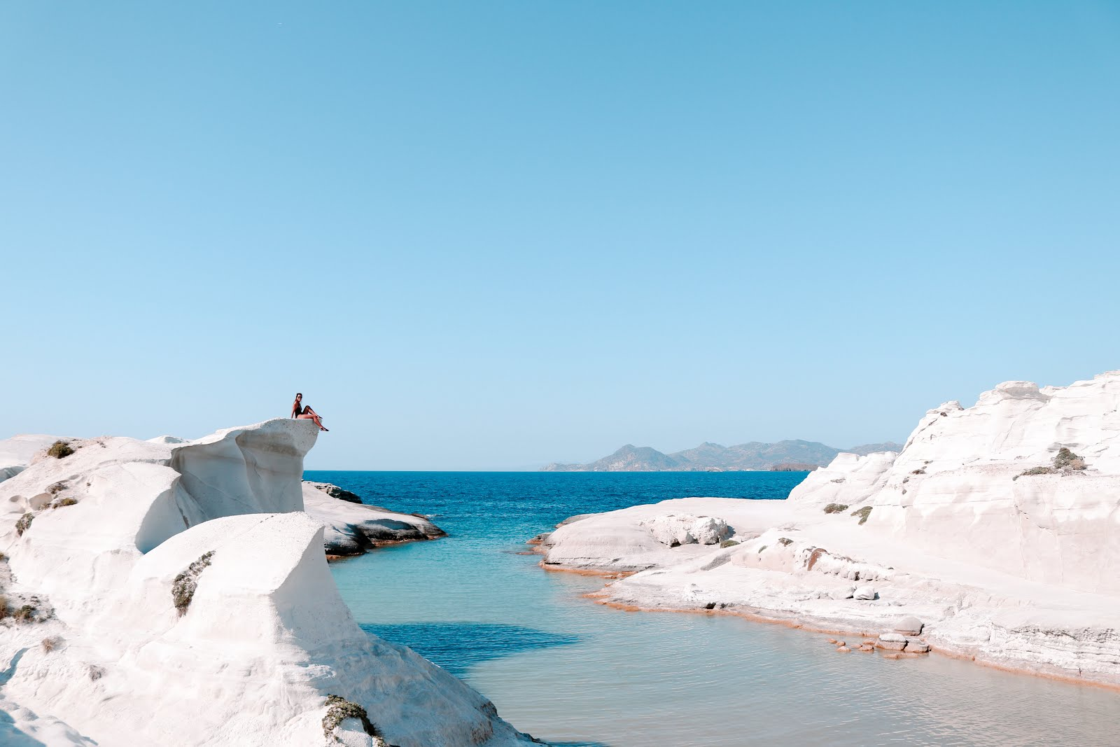 The Best Beaches in Milos Island
