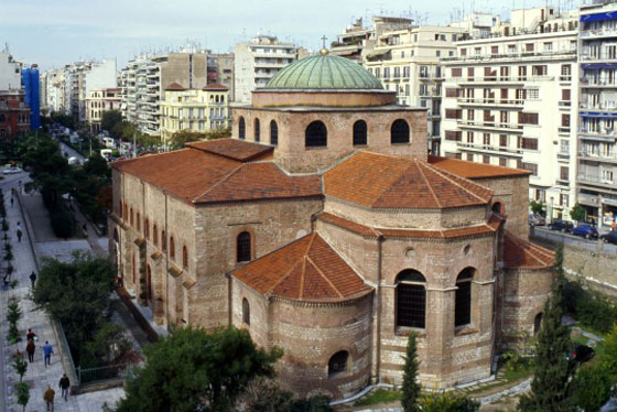Visit Thessaloniki's Byzantine Monuments