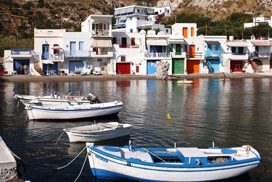 Milos Island for Solo Travelers