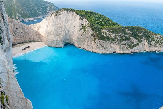 Zante Is The Flower Of The East